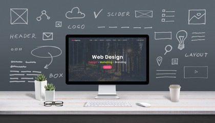 web design savannah ga